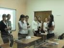 Открытый урок английского языка - декабрь 2012 г.