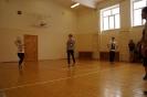 Школьные соревнования по волейболу - 2013